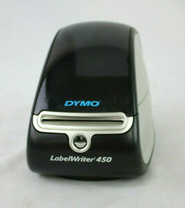 Dymo Labelwriter 450 Model 1750110 Thermal Label Printer no Power Cord Or Usb