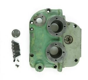 Monarch 10ee Lathe Square Dial Quick Change End Cover Assembly
