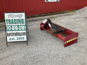 Howse 60 Box Blade For Compact Tractors