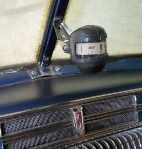 Vintage Dinsmore Compass Gray Gm Chevy Buick Olds Cadillac Ford