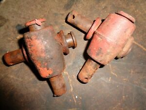 Ford Tractor Jubilee 3pt Knuckles 2 W pins