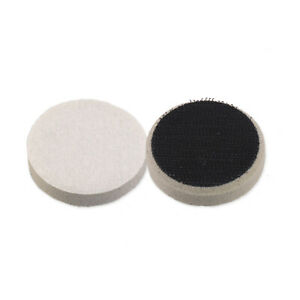 2 Hook And Loop Chamfered Soft Interface Pad For Sanding Hurricane