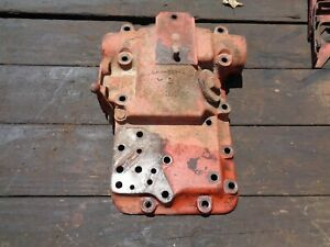 Ford Tractor Jubilee Hydraulic Top Cover Housing