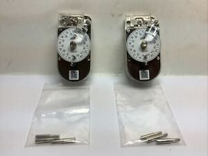 Two 144 Hr Time Locks yale Type Stb New Safe vault