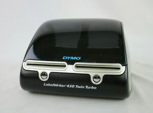 Dymo Labelwriter 450 Twin Turbo Thermal Label Printer 1750160 No Cables