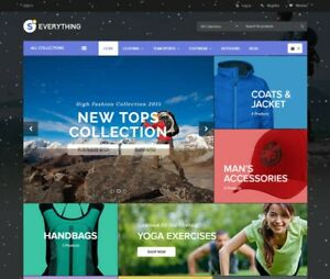 Automated Shopify Dropshipping Sports And Outdoors Website