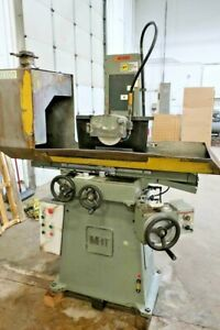 Mitsui High Tec Msg 200h1h Hydraulic Automatic Surface Grinder 1993 55075