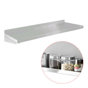 1 2m Shelf For Concession Window Food Truck Accessories Business Stainless