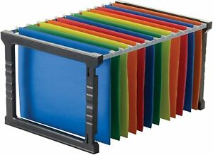 Officemate Plastic Hanging File Folder Frame 18 Inch Letter And Legal