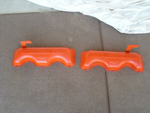 1958 58 65 348 409 Chevrolet Chevy Impala Ss Bel Air Biscayne Valve Covers Oe