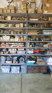Large Lot Of Inventory From Automotive Parts Business For 1920s Up Ford Gm Mopar