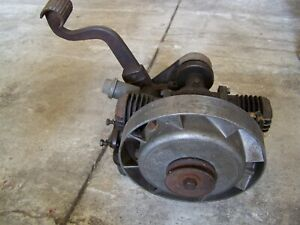 Maytag Model 72 d Gas Engine Hit Miss Motor Turns Easily Not Tested