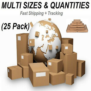 Shipping Boxes Small Mailing Letter Box Packaging Box Large Cardboard Box
