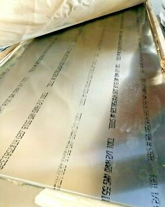 301 Stainless Steel Sheet 24 X 36 X 020