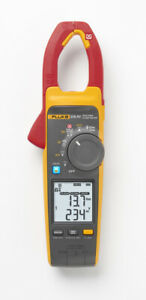 Fluke 378 Fc Non contact Voltage True rms Ac dc Clamp Meter With Iflex