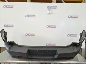 21 2021 Ford Bronco Sport Oem Rear Bumper Assembly Outer Banks With Towing Pkg