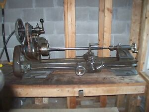 Vintage Atlas V48 10 Inch Lathe Catalog Extracts Available