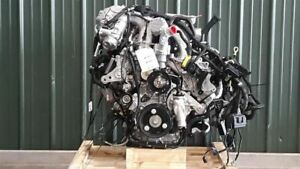 2020 Silverado 2500 6 6l Diesel Engine Assembly 10k Miles With Turbo Duramax