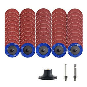 Cordless Right Angle Electric Die Grinder 14 Metal Cutting Sanding Disc Pad Kit
