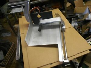 Bizerba Gsp Meat Slicer Carriage Assembly