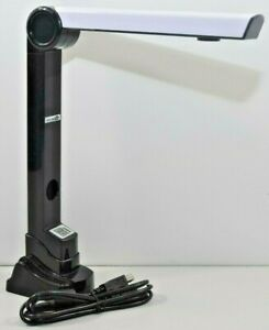 Nteumm Portable Document Camera For Laptop Usb Hd Scanner Real time Projection