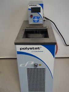 Cole parmer Polystat 2c15 Heating Cooling Circulating Water Bath