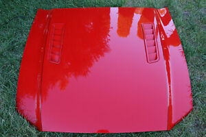 2013 2014 Ford Mustang Gt Hood