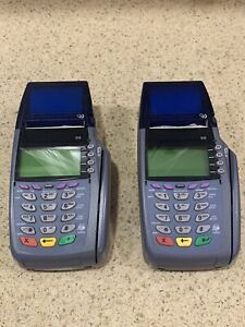 Verifone Vx510 Card Receipt Without Chip Readers