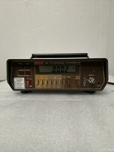 Keithley 485 Autoranging Picoammeter With Ieee 488 Interface