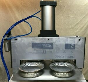 Ar 3 Inline Pie Forming Pie Press With Two 2 10 Die Sets Why Pay 25 000