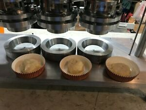 Ar 3 Inline Pie Forming Pie Press With Three 3 6 Die Sets Why Pay 25 000