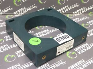 Used Electric Metering Corp 4260sh 1000 Current Transformer 1000 5 Ratio