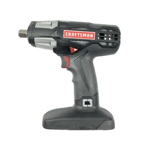 New Craftsman C3 192 Volt 12 Heavy Duty Impact Wrench Tool Only