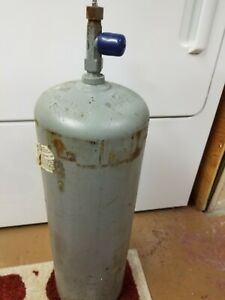 Acetylene Tank Price Reduced To Sell Local Pickup Only