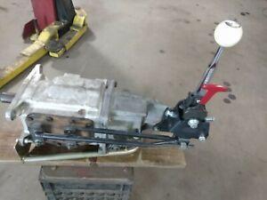 Hurst Super Shifter 3 For Bw Super T 10 Or Early Muncie 4 Speed