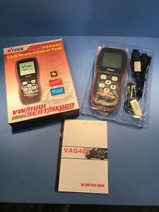 Xtool Vag401 Diagnostic Scanner Engine Transmission Airbag Abs Obd2 Code Auto 1