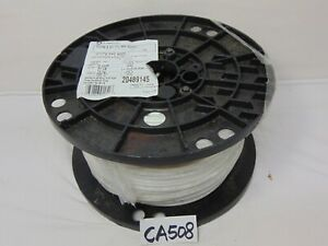 Southwire 500 Feet Roll Thhn 8 Str Cu We White 2049145 Electric