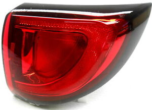 Oem Chrysler Pacifica Voyager Outer Right Side Incandescent Tail Lamp 68229028ab
