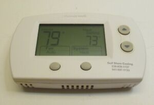Honeywell Th5220d1029 Wall Thermostat Heat Cool Non programmable Focus Pro 5000