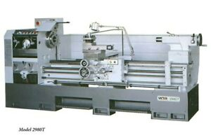 24 Swg 60 Cc Victor 2460t W special Package Engine Lathe