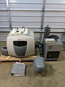 Beckman Coulter Fc500 Flow Cytometer Parts Accessories Untested