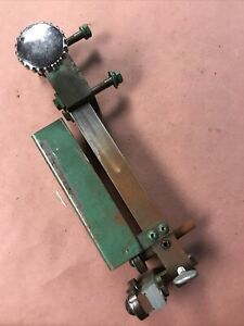 Powermatic 141 14 Bandsaw Upper Blade Guide Assembly Shaft Band Saw