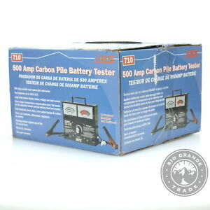 Open Box Electronic Specialties Esi 710 Carbon Pile Load Tester 500 Amp
