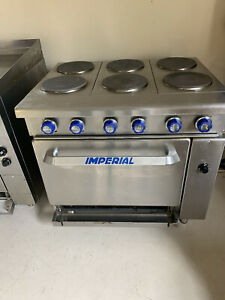 Imperial Commerical 36 Inch Electric Range