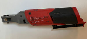 Pre Owned 2556 20 Milwaukee M12 Cordless Ratchet 1 4 Ratchet Tool Only