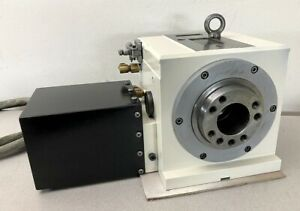 Wow Smw Accu rock Rt 160 Cnc 4th Axis Rotary Table Programmable Indexer
