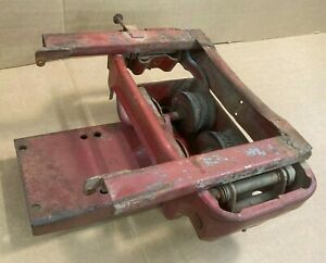 Farmall 460 560 Ih Tractor Original Deluxe Middle Seat Assembly