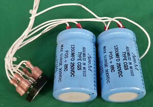 Miller Super S 32p Capacitor Rectifier Wire Feeder Suitcase Feed 111 441 035 704