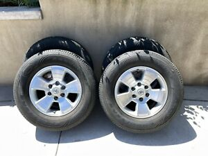 Toyota Tacoma 4 Runner Wheels And Tires