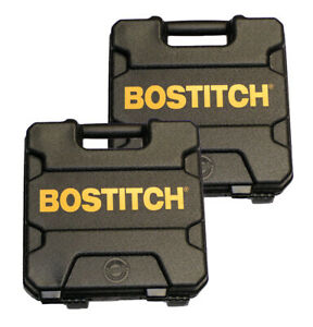 Bostitch 2 Pack Of Genuine Oem Replacement Tool Cases 180583 2pk